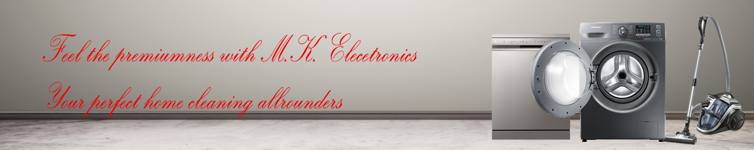 Wash - Dry & Cleaning Appliances