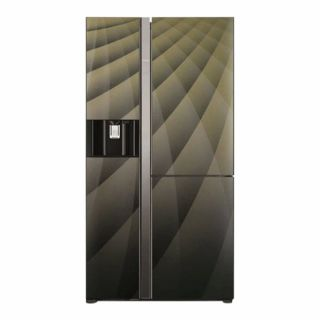 Hitachi 584Ltr. (R-M700AGPGV4X) Non-Frost Side-by-Side Inverter Refrigerator (Luxury Series) DIA