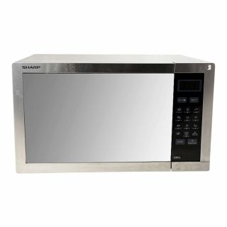 Sharp Microwave Oven 34 Ltr. (R-77ATR-ST) at MK Electronics -1