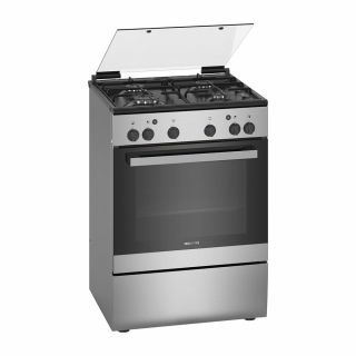 Siemens Freestanding 4 Burner With Gas Oven (HG2L10B51M)