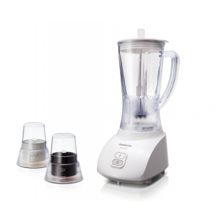 Panasonic 2 in 1 Blender Blending + Grinding (MX-GX1021W)