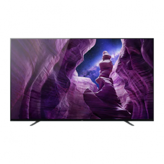 Sony OLED 4K UHD Android Television (XBR-55A8H) 55 Inc
