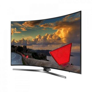 "Samsung 78"" (KU6500) 4K Ultra HD Smart Curved LED Television"