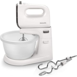 Mixer Egg Beater With Bowl Philips HR3746