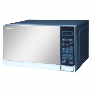 Sharp Microwave Oven 25 Ltr. (R-75MT-S)
