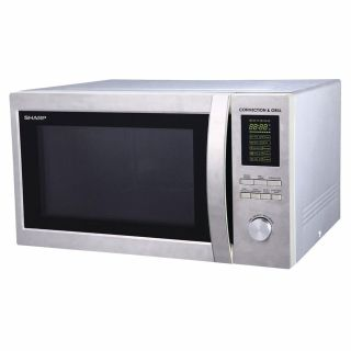 Sharp Double Grill Convection Microwave Oven 42 Ltr. (R94AO-ST-V) at MK Electronics -1