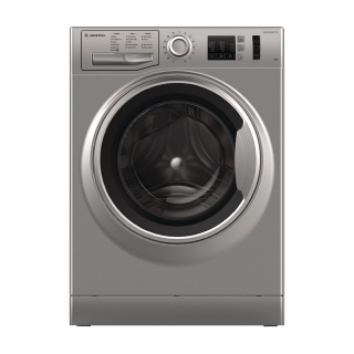 Ariston 8kg Front Loading Washing Machine (NM10 823 SS EX)