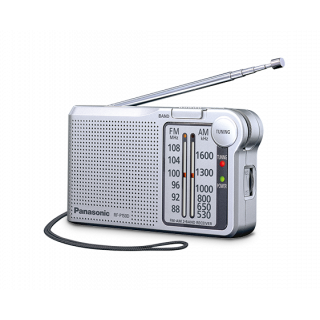 Panasonic FM/AM Radio (RF-P150DGC)