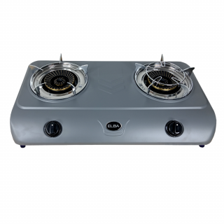 Elba 2 Burner Gas Cooker (EL206TRB-LPG)