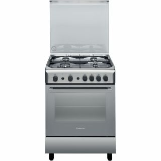 Ariston Freestanding 4 Burner With Gas Oven (A6TG1FC-X-EX)