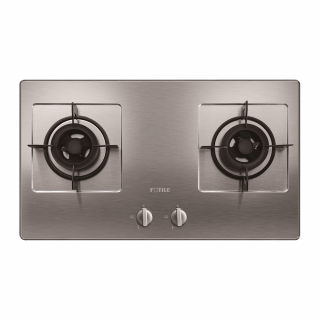 Fotile 2 Burner Gas Cooker (GS FC1G)
