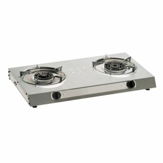 Tecno 2 Burner Gas Cooker (TTC-0303) Super Slim