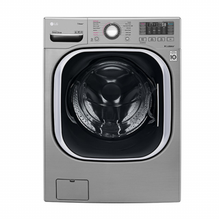 LG 20/11kg Front Loading Smart Washing & Dryer Machine (F0K1CHK2T2)