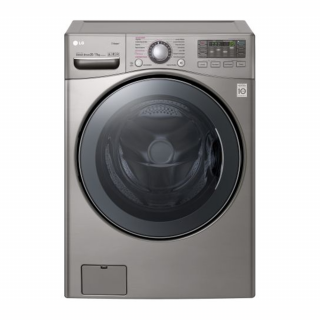 LG 16/10kg Front Loading Smart Washing & Dryer Machine (F0K2CHK5T2)