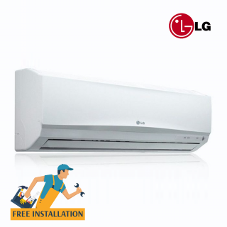 LG 1.0Ton Split Wall Type Air Conditioner (HS-NC1264NA1)