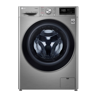 LG 10.5Kg Front Loading Washing Machine With Inverter (F4V5RYP2T) AI & DD technology (1400 rpm)