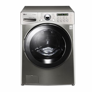 LG 17/9kg Front Loading Inverter Washing & Dryer Machine (WD551206RC)  (White)