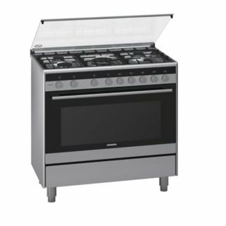 Siemens Freestanding 5 Burner With Gas Oven (HG73G6357M) 90 x60 cm