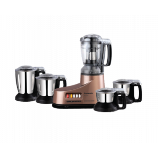 Panasonic (MX-AC555) Super Mixer Grinder 5 Jars