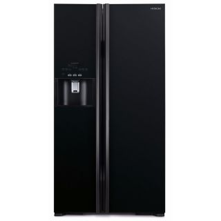 Hitachi 589 Ltr. (RS700GPUK2/C2 GBK) Non-Frost Side-By-Side Inverter With Water Dispenser Refrigerator