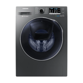 Samsung 8Kg/6Kg (WD80K5410OX) Front Loading Washing & Dryer Machine 1400 rpm