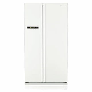 Samsung 540Ltr. (RS-A1NTWP) Non-Frost Side-By-Side Refrigerator