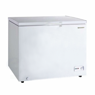Sharp 230Ltr. (SCFK320HWH3) Chest Freezer