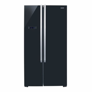 Sharp 640 Ltr. (SJ-X640-MG3) Non-frost Side-By-Side Refrigerator at MK Electronics 0