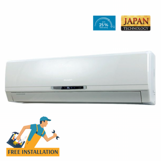 Sharp 1.5 Ton Split Wall Type Air Conditioner (AH-A18NCV)