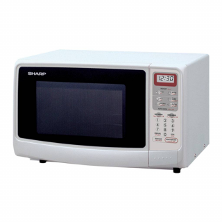 Sharp Microwave Oven 22 Ltr. (R-249T-S)