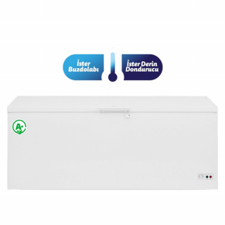 Simfer 561 Ltr. (CS6600A+) Dual Mood Chest Freezer