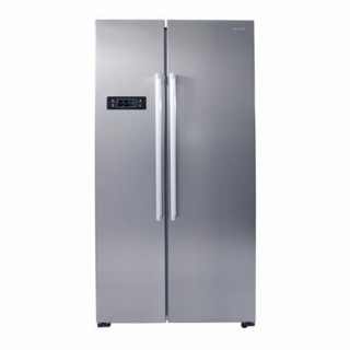 Sharp 516 Ltr. (SJ-X640-HS3) Non-frost Side-By-Side Refrigerator
