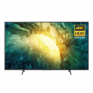 """SONY 55"""" 4K ULTRA HD ANDROID LED TV (KD-55X7500H)"""