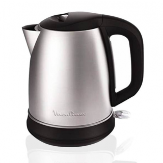 Moulinex Stainless Steel Electric Kettle (BY550D10) 1.7 Ltr.