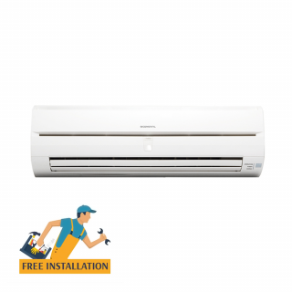 GENERAL SPLIT WALL Non Inverter Air Conditioner (ASH12USCCW) 1.0TON at MK Electronics -1