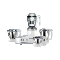 Panasonic (MX-AC400) Super Mixer Grinder 4 Jars